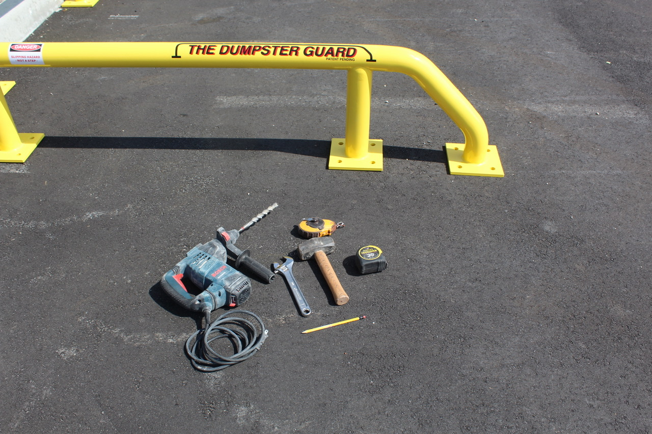 Dumpster Enclosure Tools