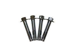 "3/4"" x 4 1/4"" Steel Sleeve Anchor (package of 4)"